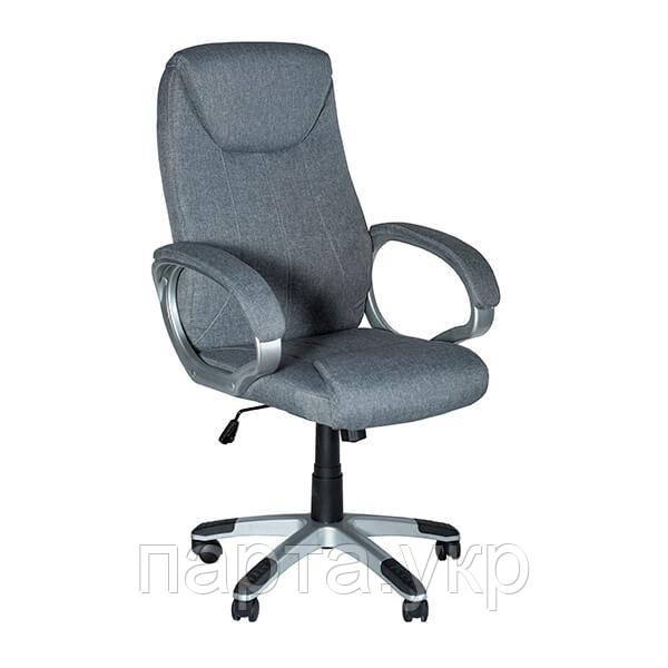 Ортопедическое компьютерное кресло Austin, серая ткань