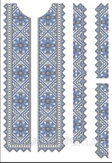 Сорочка Чоловіча Заготовка (домоткана) СчД-024 - SPServiS в Сумской области 95cfed05efc7b
