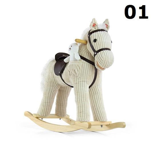 Кінь Конячка-гойдалка Milly Mally ПОНІ інтерактивний
