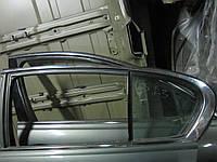 Молдинг под стекло задней левой двери Lexus GS300