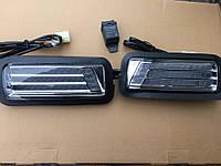 Светодиодные (LED) подфарники Нива УРБАН  с ДХО 2121-21213