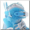 Детские роликовые коньки регулируемые 2в1 30-33, фото 3