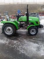 Трактор с доставкой Т244FНL (24 л.с. ГУР, блокировка) Новинка 2019г
