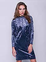 grand ua Лейсан велюр платье, фото 1