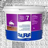 Акрилатная краска Aura Luxpro 7 5л (шелковисто-матовая)