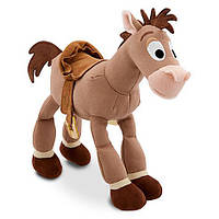 Интерактивная мягкая игрушка конь Булзай Яблочко 40 см Дисней