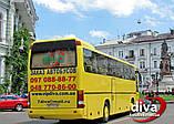 Заказ АВТОБУСОВ в Одессе. Автобус 55 мест., фото 2