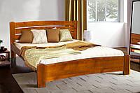 Кровать София 160-200 см - орех (Элегант)