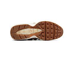 Мужские кроссовки Nike Air Max 95 Premium SE Orange 924478-201, оригинал, фото 3