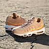 Мужские кроссовки Nike Air Max 95 Premium SE Orange 924478-201, оригинал, фото 2