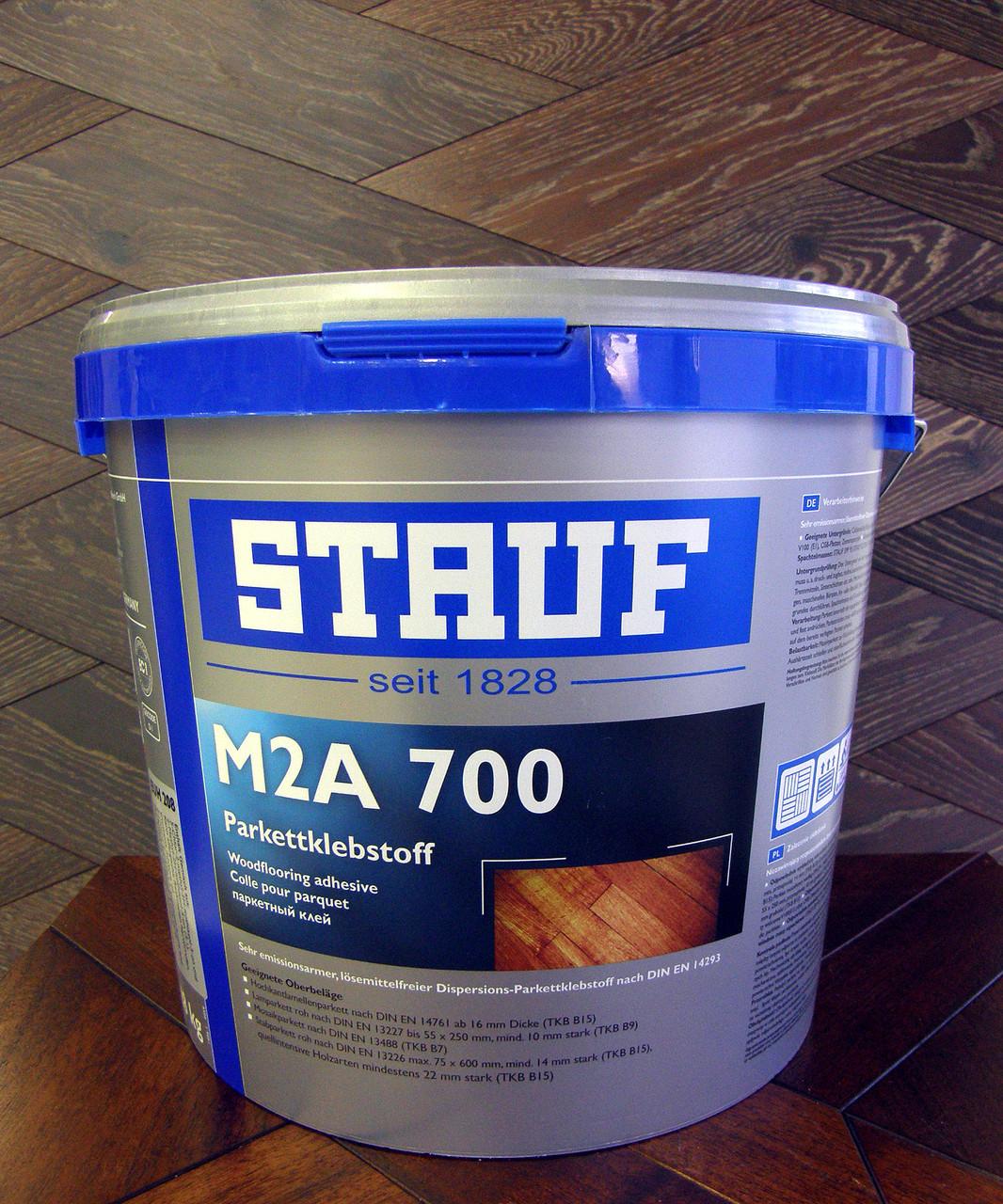 """Stauf """"М2А-700"""" дисперсионный паркетный клей"""