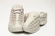 Мужские кроссовки Nike Air Max 95 PRM Gray 538416-011, оригинал, фото 3