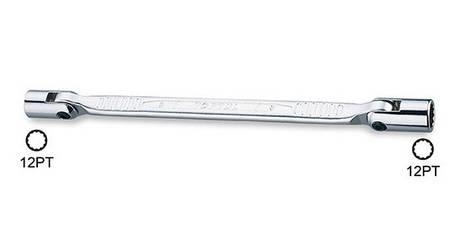 Ключ шарнирный 6х7мм Toptul AEEC0607, фото 2