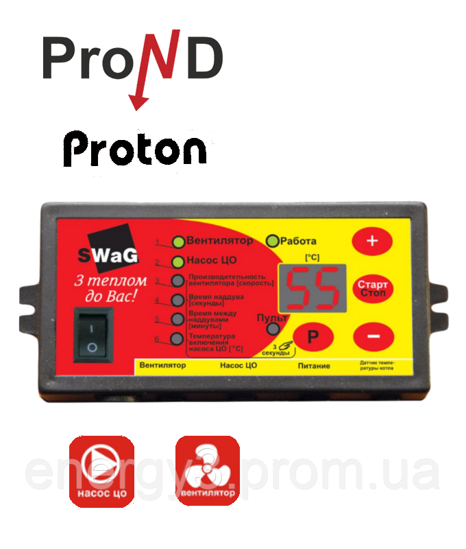 Электронный блок управления Proton