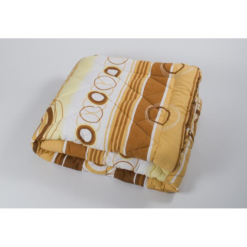Одеяло Lotus - Colour Wool 170*210 Sweet кофе двухспальное (2000008464017)