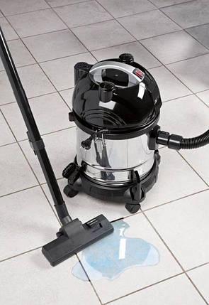 Промышленный пылесос CLATRONIC BS 1285 WET / DRY, фото 2
