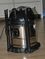 Промышленный пылесос CLATRONIC BS 1285 WET / DRY, фото 3