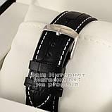 Мужские наручные  Breguet Classique Complications Silver White механика качественные Брегет люкс реплика, фото 6
