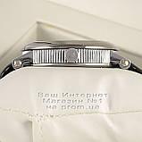 Мужские наручные  Breguet Classique Complications Silver White механика качественные Брегет люкс реплика, фото 4