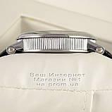 Мужские наручные  Breguet Classique Complications Silver White механика качественные Брегет люкс реплика, фото 5