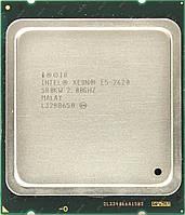 Процессор Intel Xeon E5-2630 2.3-2.8 GHz, 6 ядер, 15M кеш, LGA 2011