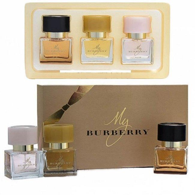 Подарочный набор мини-парфюмов Burberry My Burberry (3x30ml)