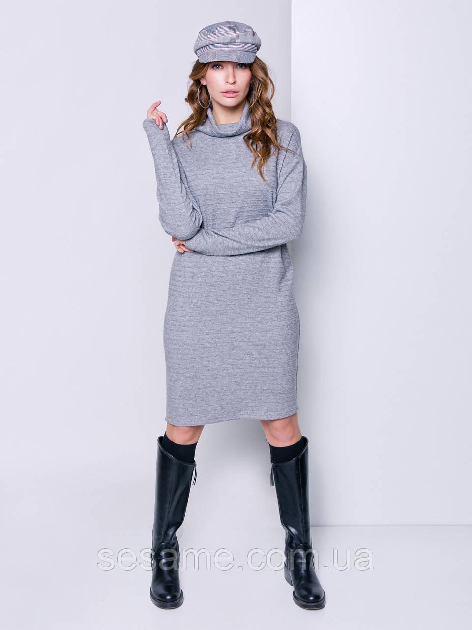 grand ua Вестон платье-свитер