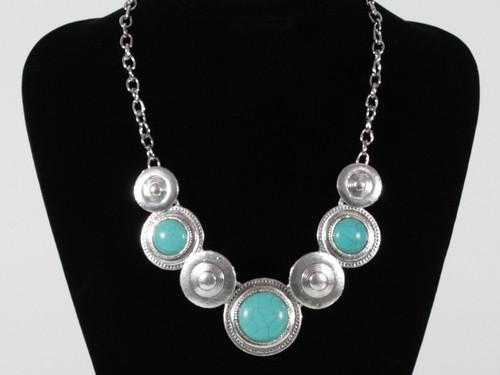 Ожерелье с Бирюзой