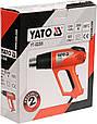Строительный фен YATO YT-82288, фото 5