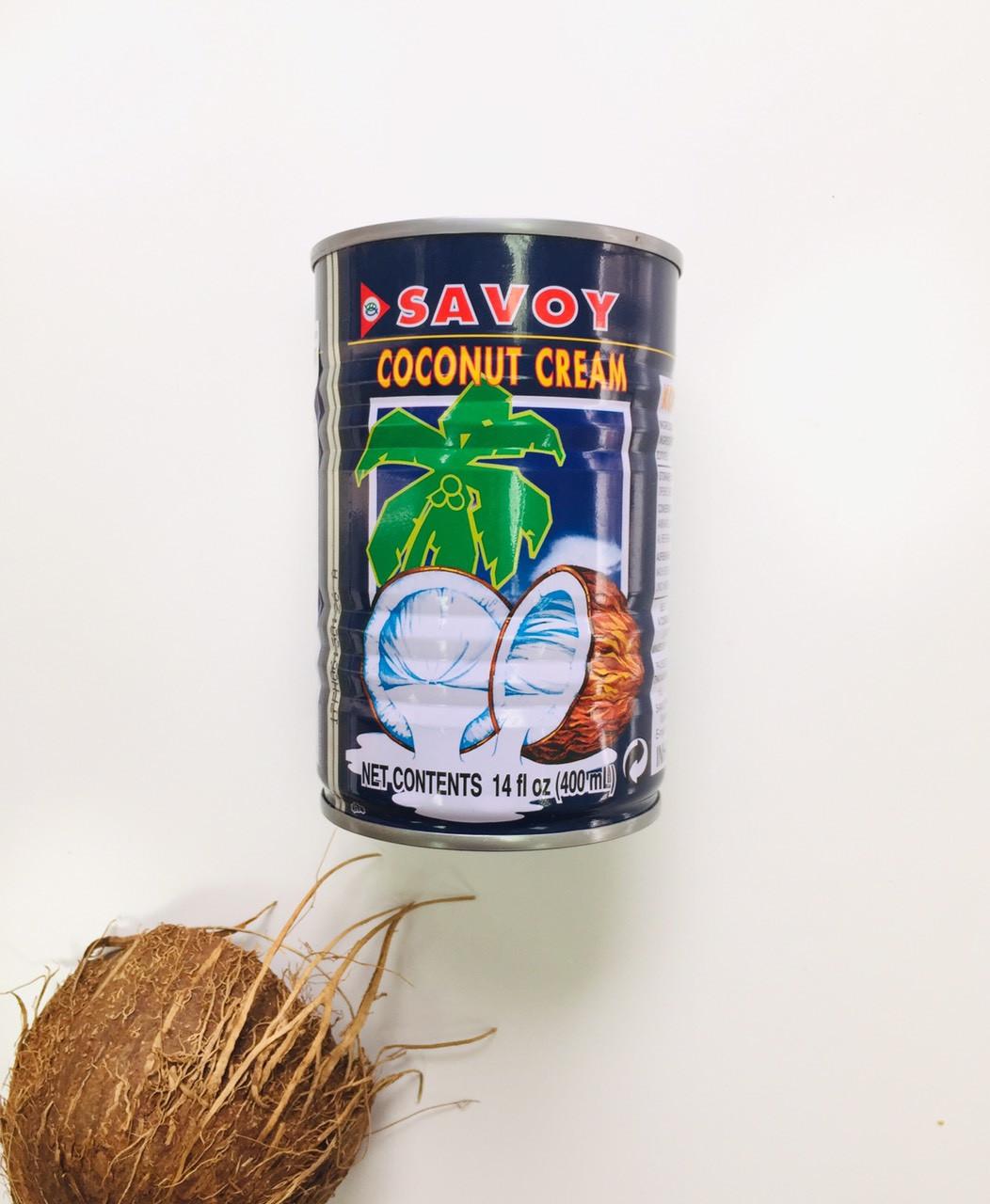 Aroy - D Кокосовые сливки 70% 400мл