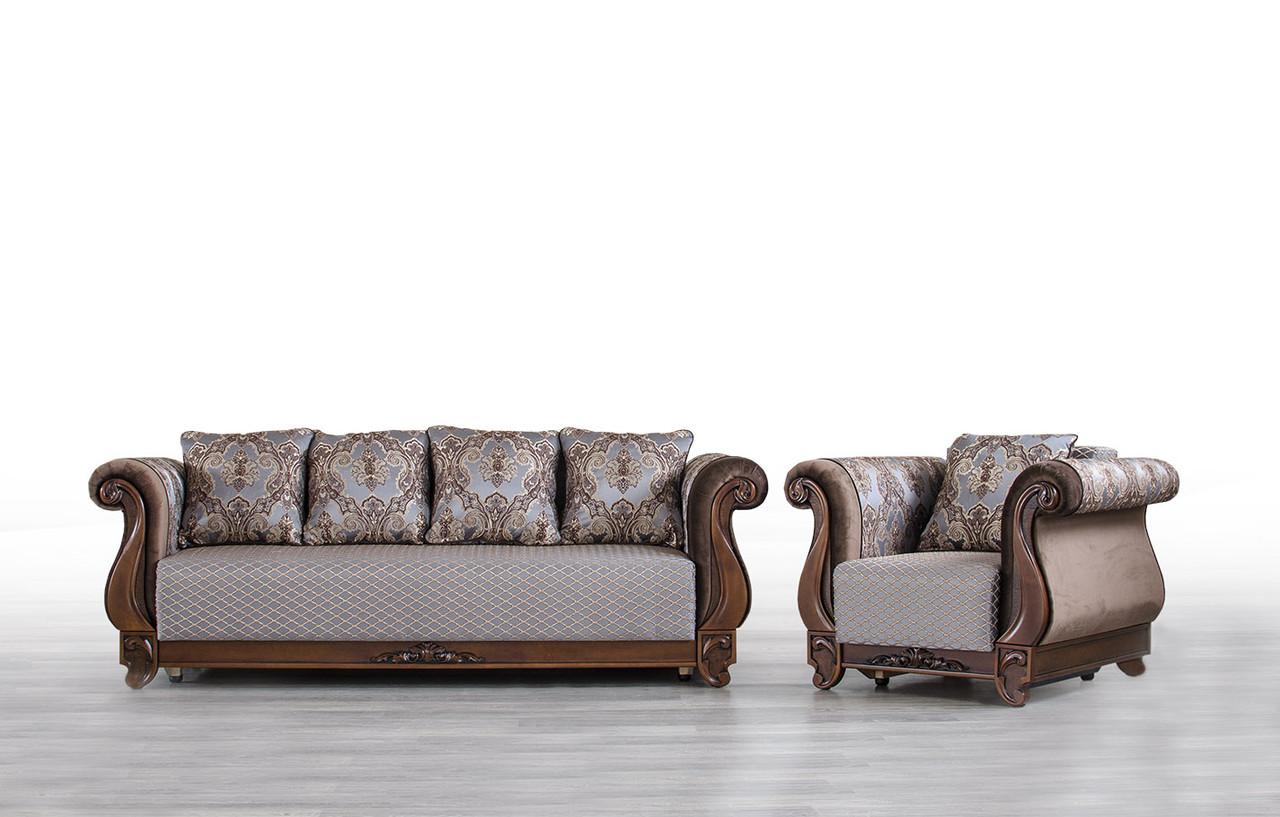 Кресло Чардаш Евро Мебус
