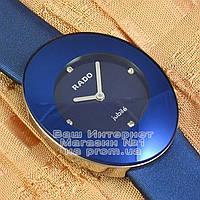 Женские наручные часы Rado Esenza All Blue Радо Есенза качественные сстильные премиум реплика