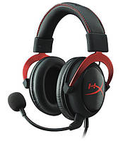 Гарнитура HyperX Cloud II Gaming Headset Red (KHX-HSCP-RD)