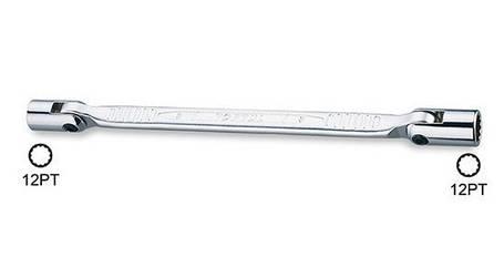 Ключ шарнірний 16х17мм AEEC1617, фото 2