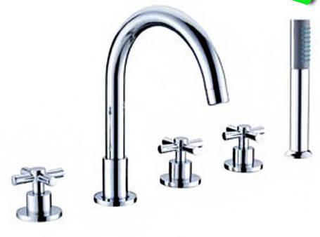 SAVON МАНО смеситель для ванны+душ, фото 2