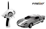 Автомодель радиоуправляемая 1:28 Firelap IW02M-A Ford GT 2WD (серый)