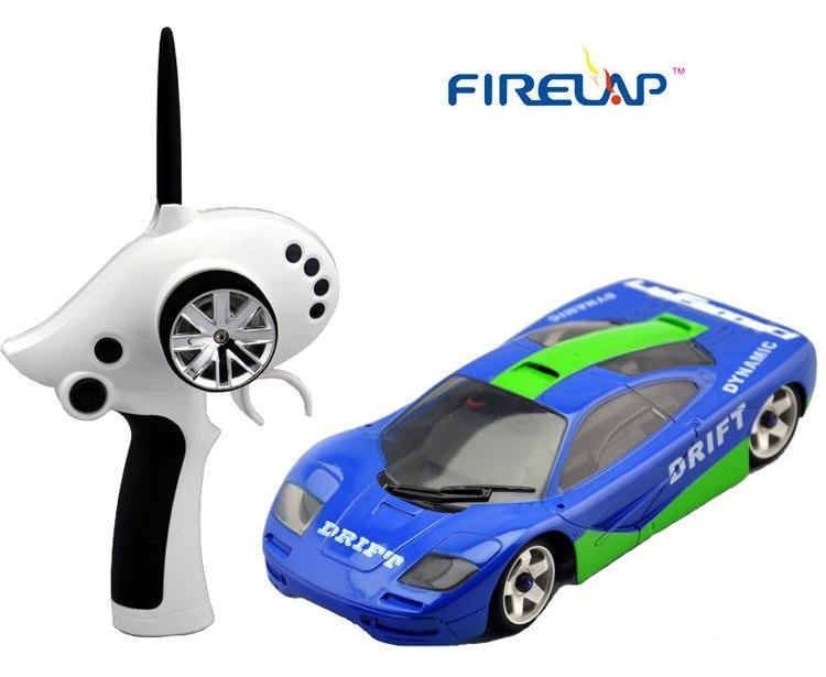 Модель машины на радиоуправлении Firelap 1:28 IW02M-A Mclaren 2WD (синий)