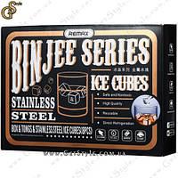 """Кубики для алкоголю - """"Steel"""" - 8 шт., фото 1"""