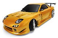 Машина на радиоуправлении Дрифт 1:10 Team Magic E4D Mazda RX-7 (золотой), фото 1