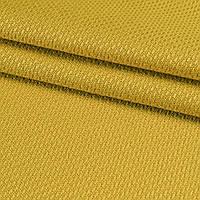 Рогожка віскозна інтер'єрна золотисто-жовта ш.140 (39000.007), фото 1