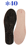 Стелька шерстяная 40, фото 1