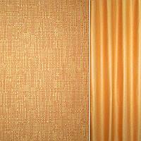Рогожка золотисто-оранжева ш.140 (39003.002)