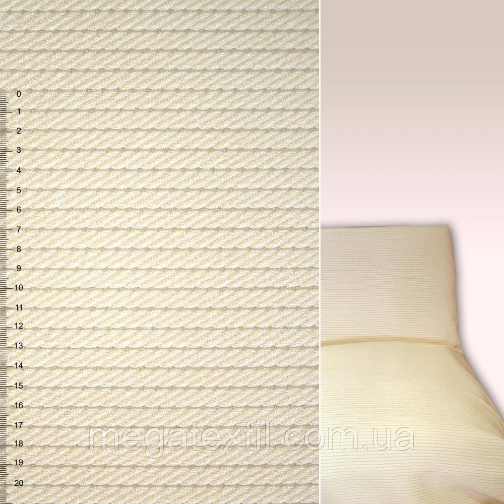 Рогожка меблева молочна ш.140 (39011.002)