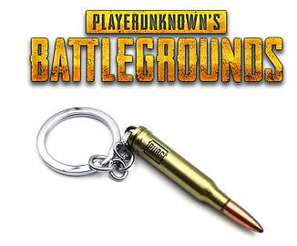 Брелок PUBG патрон 300 Winchester Magnum PLAYERUNKNOWN'S BATTLEGROUNDS