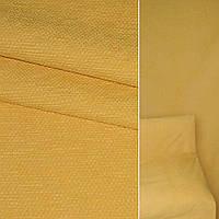 Тканина оббивна жовта однотонна, ш.140 (39033.005)