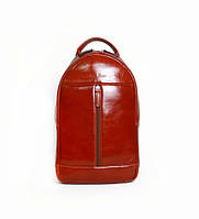 """Рюкзак кожаный для ноутбука Camel 13"""" BP1 (54-00)"""