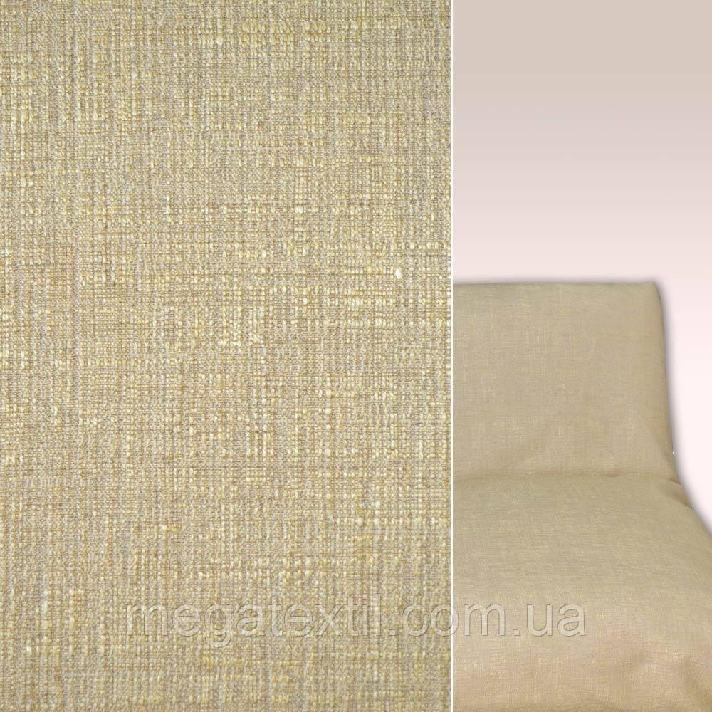 Шенілл інтер'єрний пісочно-жовтий ш.142 (39075.001)