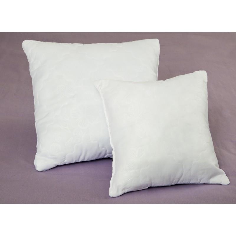 Подушка Lotus 60*60 - Fiber 3D белый (2000008489577)