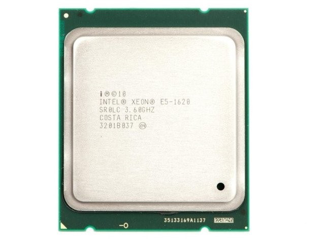 Процессор Intel Xeon E5-1620 3.6-3.8 GHz, 4 ядра, 10M кеш, LGA2011