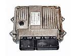 Блок управления двигателем 1.3 для Fiat Punto Classic 2003-2010 55186608, 55195817, MJD6JFP3